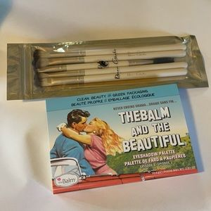 The Balm and the Beautiful Eyeshadow Palette